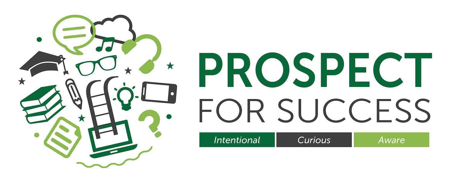 Prospect For Success Logo Banner